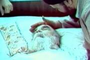 ببینید | روایت نشنیده مردی که در مراسم تغسیل امام خمینی ره حضور داشت