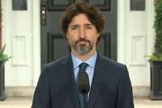ببینید | واکنش جالب نخست وزیر کانادا زمان مواجهه با سئوال درباره اعتراضات سراسری آمریکا