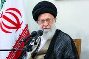 ببینید |  رهبر انقلاب: مخاطب امام ملت ایران بود