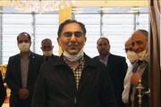 سیروس عسگری به ایران رسید