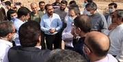 حضور ۱۲ نماینده مجلس درغیزانیه اهواز برای بررسی مشکلات آب این منطقه