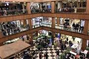 شلوغی بازارهای بندرعباس در هفته سخت کرونایی
