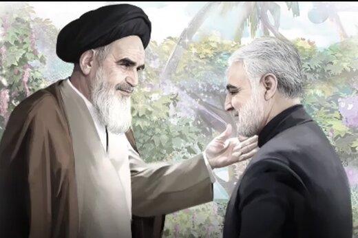 ببینید   واکنش سردار سلیمانی به اعتراض معیشتی شهروند خوزستانی که میگفت مثل امام خمینی باشید