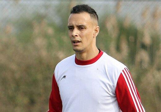 بازیکن الجزایری همچنان در بَند تراکتور!