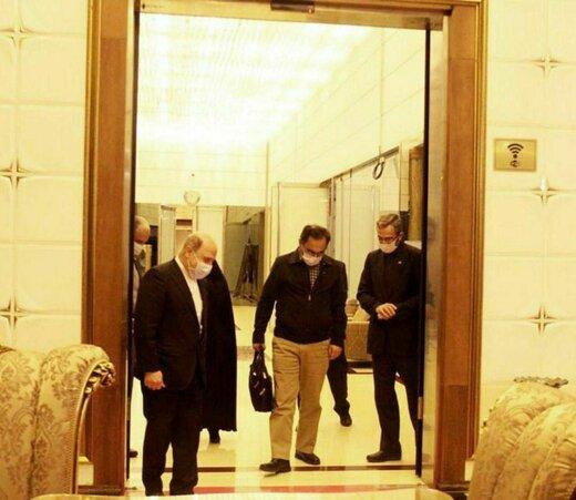 سیروس عسگری، دانشمند زندانى در آمريكا به ايران بازگشت