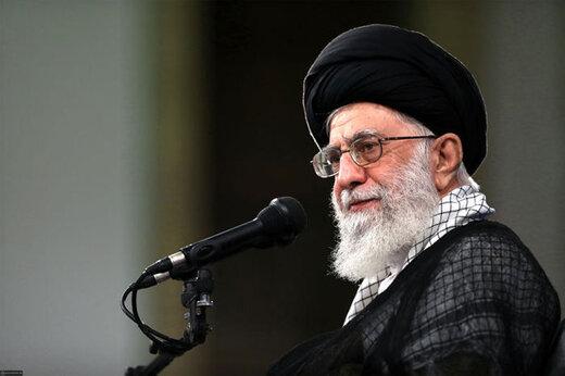 قدردانی رهبر انقلاب از نیروی انتظامی