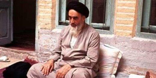 مُقسم عشق و آزادی و عدالت/ شعر آقای شاعر برای امام خمینی(ره)