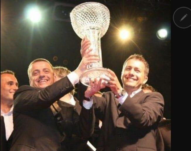 دراگان اسکوچیچ تصاویری از دو عنوان قهرمانی خود پیش از حضور در فوتبال ایران منتشر کرد.