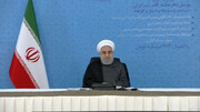 President Rouhani inaugurates nine projects