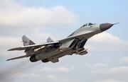 پوتین ارتش سوریه را به جنگندههای میگ ۲۹ مجهز کرد