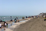 ببینید | 15 خرداد و مردمی که در ساحل بابلسر ترسی از کرونا ندارند