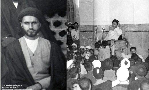 تفاوتهای مبارزاتی امام خمینی، پیش از دهه ۱۳۴۰ و پس از آن