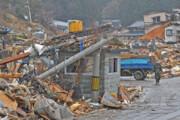 ببینید | لحظه رانش زمین و سقوط چند خانه به دریا در نروژ