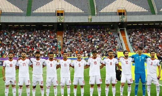 زمان دقیق بازیهای تیمملی در انتخابی جام جهانی اعلام شد