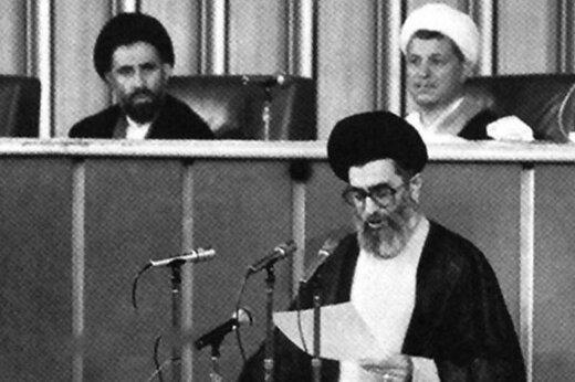 چرایی مجبور شدن امام (ره) به پذیرش قطعنامه ۵۹۸ از زبان رهبر انقلاب