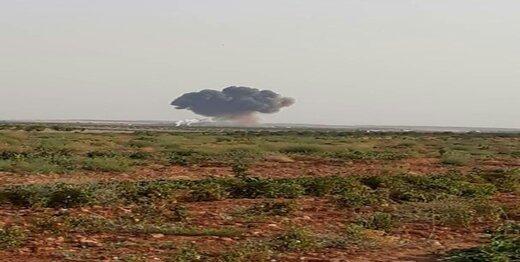 اخبار تایید نشده از سرنگونی هواپیمای ارتش سوریه از سوی مخالفان مسلح