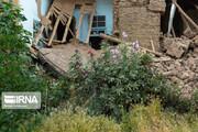ببینید | بقایای منزل تخریب شده پدر سنتور ایران