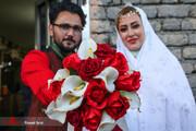 تصاویر | عروس و داماد ابریشمپوش کلات نادری