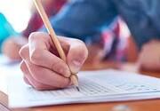 رعایت پروتکلهای بهداشتی در برگزاری امتحانات پایه دوازدهم خوزستان