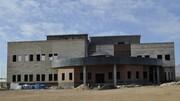 بهره برداری از بیمارستان جدید بشرویه تا ۱۴۰۰