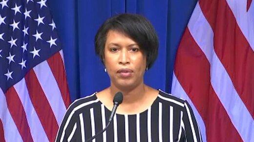 شهردار واشنگتن به ترامپ گفت دیگ به دیگ میگوید روت سیاه!