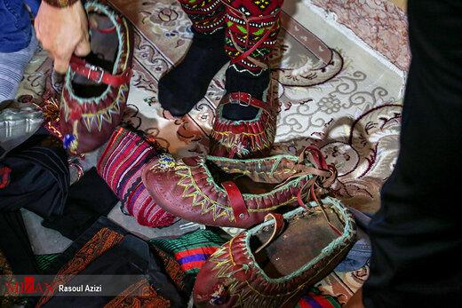 عروسی سنتی - کلات نادری