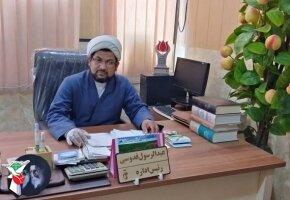 رئیس بنیاد شهید میناب: هدف امام راحل احیای یک انقلاب معنوی بود