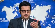 پاسخ ایران به اظهارات مداخلهجویانه فرانسه درباره دو مجرم ایرانی