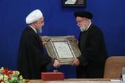 روحانی: دولت از خدمت به خانواده شهدا و ایثارگران دریغ نکرده و نخواهد کرد