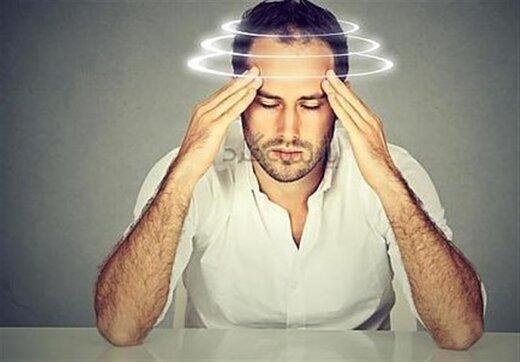 آیا سرگیجه علامت کرونا است؟ / ۴۰ درصد افراد بالای ۴۰ سال سرگیجه دارند