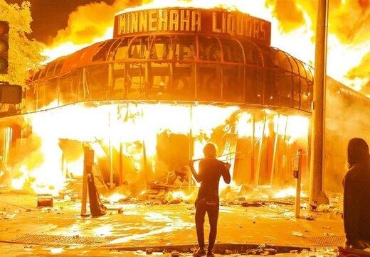 کریمیقدوسی : حوادث « میناپولیس» چهره کریه لیبرال دموکراسی آمریکا را نمایان کرد