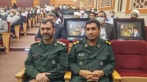 فرمانده جدید بسیج سپاه ناحیه طبس معرفی شد