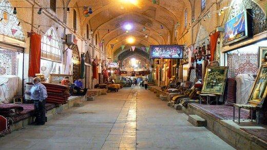 بازار فرش و بازارسرشور مشهد، هویت این شهر است