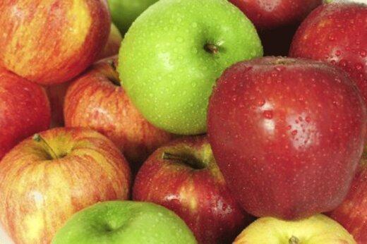 ببینید | برخورد دو سیب به هم، با سرعت ۹۰کیلومتر و یک انفجار باورنکردنی!