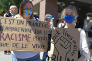 تصاویر | تظاهرات گسترده در مونترال کانادا