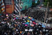 ببینید | ویدیویی پربازدید از دوازدهمین روز تظاهرات سراسری علیه نژاد پرستی در سراسر آمریکا