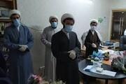 ۱۷ هزار و ۵۰۰ طلبه به بیماران کرونایی در قم خدمت رسانی کردند
