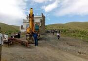 ۱۰ هزار مترمربع از اراضی ملی بهشهر آزادسازی شد