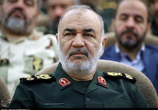 سرلشکر سلامی انتصاب «پیمان جبلی» به ریاست صداوسیما را تبریک گفت