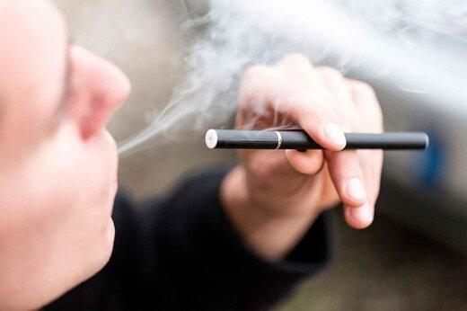 کشیدن سیگار الکترونیک و خطر مبتلا شدن به سرطان و کرونا