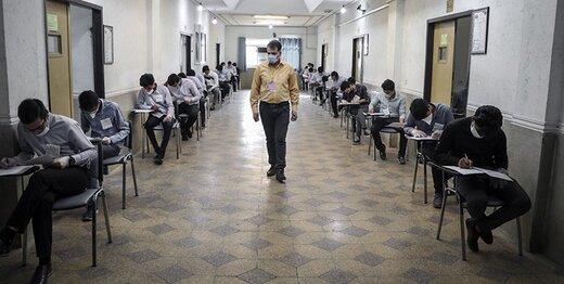 فعالیت سرویس مدارس در روزهای امتحانات ممنوع است