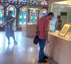 بازدید از موزه های قزوین با رعایت پروتکلهای بهداشتی