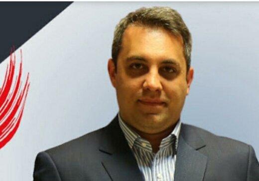 پرهام رضایی جوانترین عضو اتاق کشور، به عنوان رئیس اتاق البرز منصوب شد