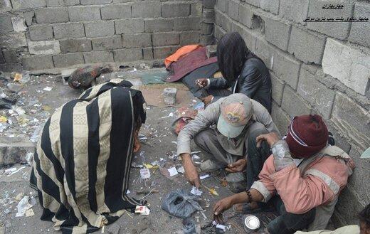 آغاز جمعآوری معتادان متجاهر در قزوین