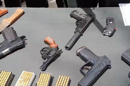 ببینید | آیا خرید و فروش شبه سلاح مجاز است؟