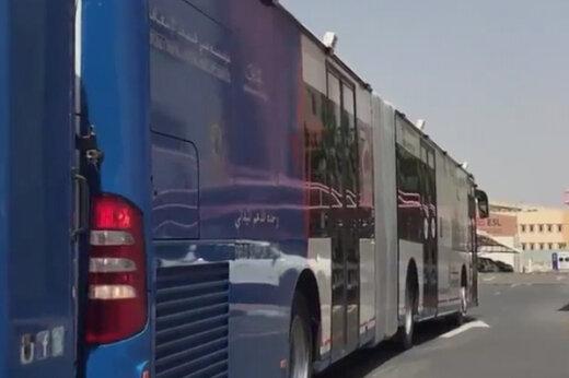 ببینید   آمبولانس مخصوص کرونایی ها در دبی