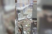 تصاویر | زلزله ۵/۷ ریشتری در منطقه بیرم در جنوب استان فارس