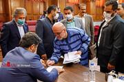 ببینید | گزارش صداوسیما از سومین دادگاه طبری