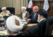 قالیباف : امريكا المجرمة بلغت ذروة الخصومة والعنف ضد الشعب الايراني