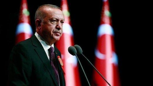 پیام عاشورایی اردوغان